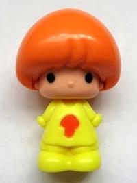 昭和レトロこえだちゃん★キノコちゃんのお人形