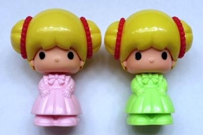 昭和レトロなこえだちゃんのお人形