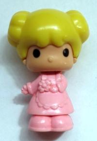 初代こえだちゃん人形ピンクボディ*昭和レトロ