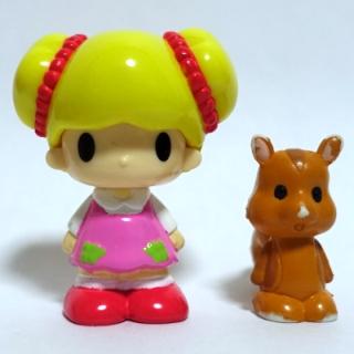 2004年バージョンこえだちゃん人形
