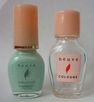 ヌーヴネイル&コロン