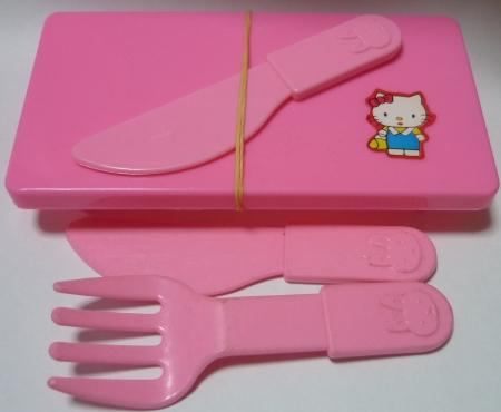 まな板とナイフとフォーク