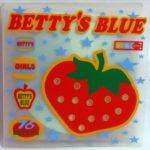 ベティ―ズブルーのCDケース